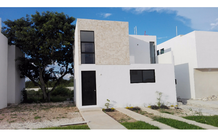 Foto de casa en venta en  , conkal, conkal, yucatán, 2035650 No. 01