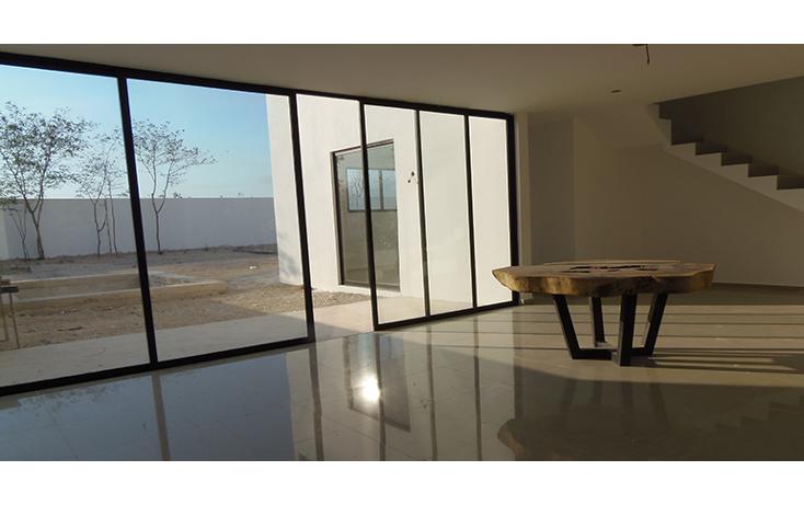 Foto de casa en venta en  , conkal, conkal, yucatán, 2035864 No. 02