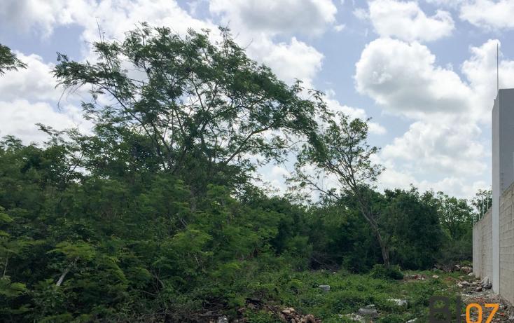 Foto de terreno habitacional en venta en  , conkal, conkal, yucat?n, 2037100 No. 01