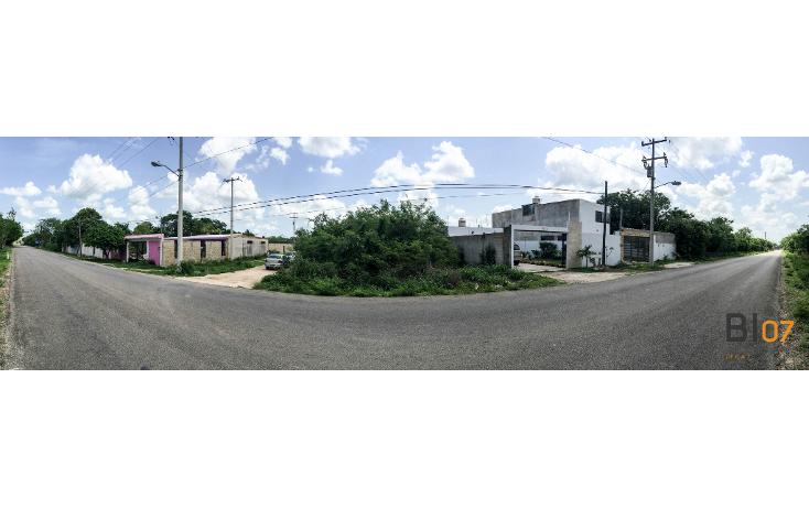 Foto de terreno habitacional en venta en  , conkal, conkal, yucat?n, 2037100 No. 02
