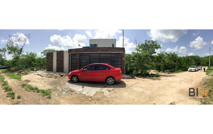 Foto de terreno habitacional en venta en  , conkal, conkal, yucat?n, 2037100 No. 03