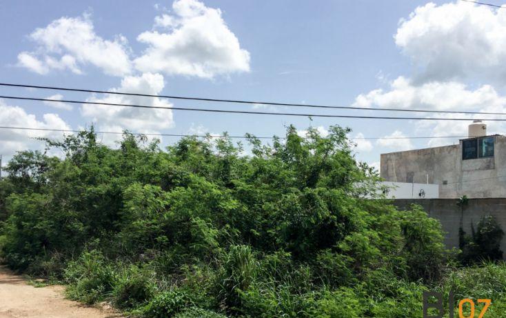 Foto de terreno habitacional en venta en, conkal, conkal, yucatán, 2037100 no 04