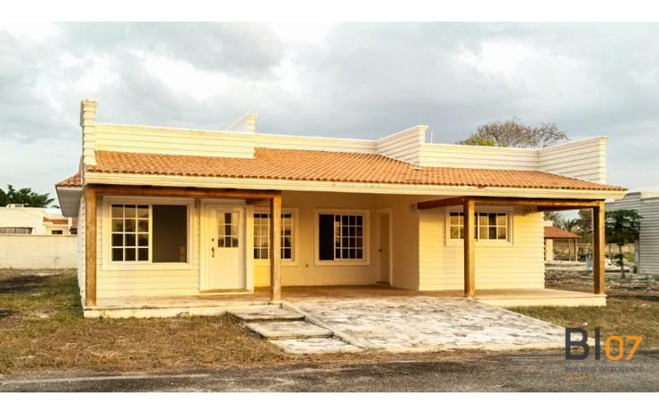 Foto de casa en venta en  , conkal, conkal, yucat?n, 2039780 No. 01