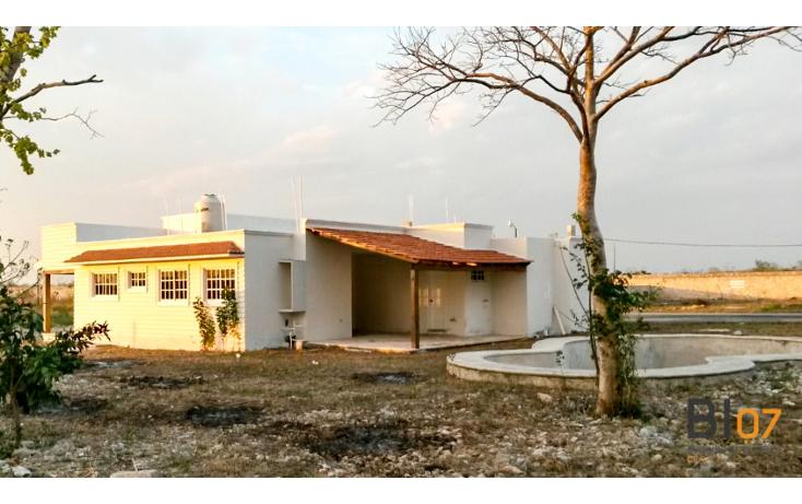 Foto de casa en venta en  , conkal, conkal, yucat?n, 2039780 No. 09