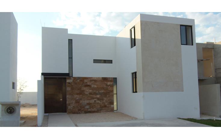 Foto de casa en venta en  , conkal, conkal, yucat?n, 2040068 No. 01