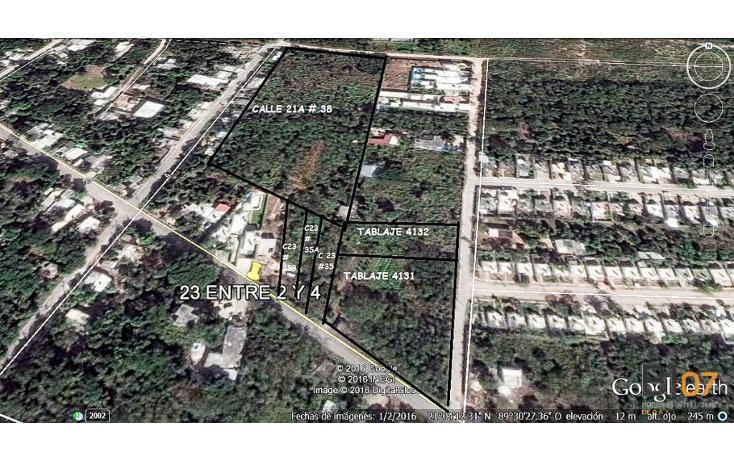 Foto de terreno habitacional en venta en  , conkal, conkal, yucatán, 2042678 No. 03