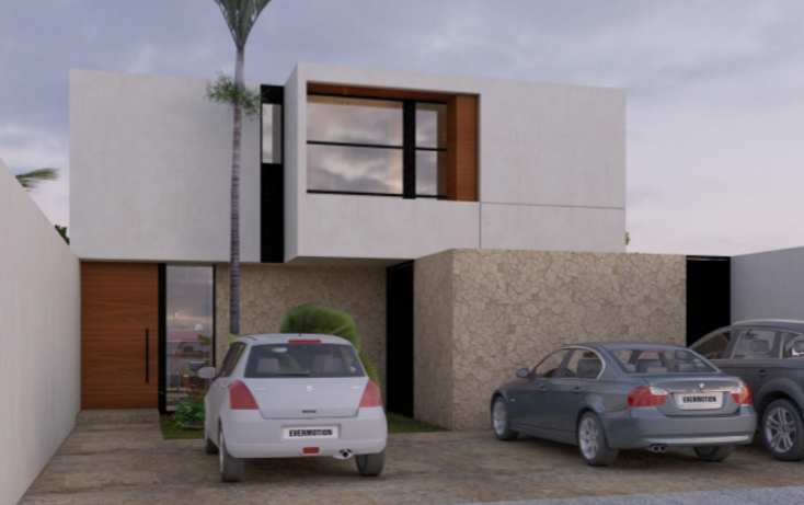 Foto de casa en venta en  , conkal, conkal, yucatán, 2044428 No. 01