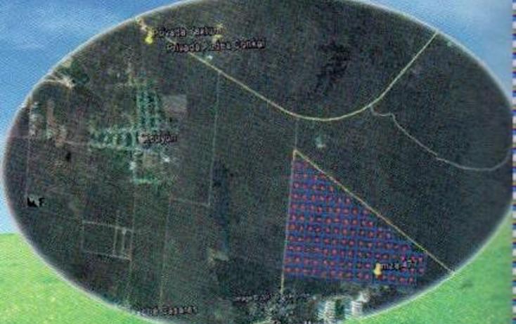 Foto de terreno habitacional en venta en  , conkal, conkal, yucatán, 2627335 No. 01