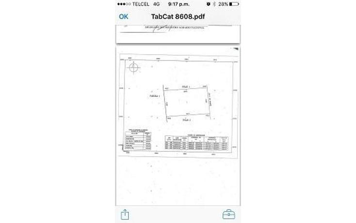 Foto de terreno habitacional en venta en  , conkal, conkal, yucatán, 2628515 No. 06