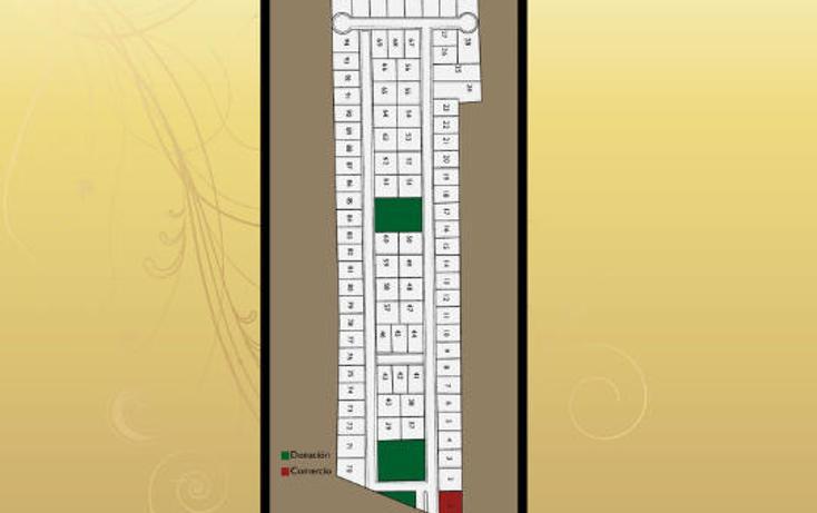 Foto de terreno habitacional en venta en  , conkal, conkal, yucatán, 2638164 No. 02