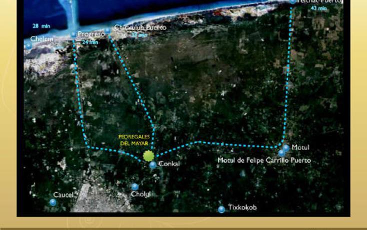 Foto de terreno habitacional en venta en  , conkal, conkal, yucatán, 2638164 No. 05