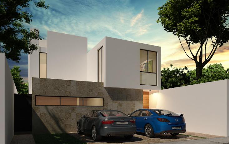 Foto de casa en venta en  , conkal, conkal, yucatán, 2638697 No. 01