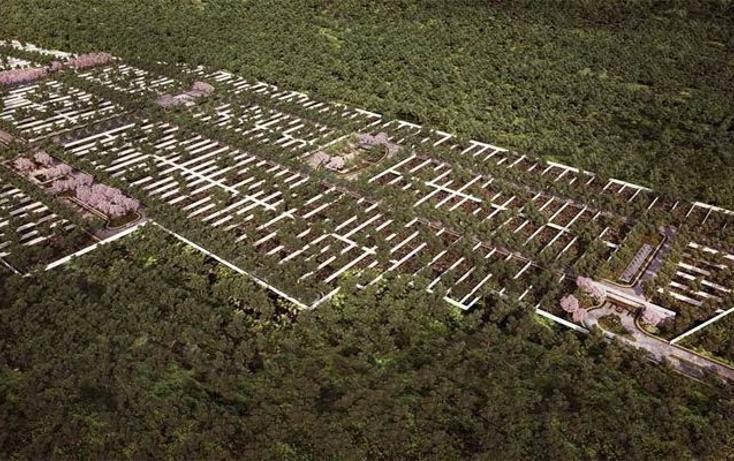 Foto de terreno habitacional en venta en  , conkal, conkal, yucatán, 2642763 No. 02