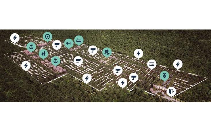 Foto de terreno habitacional en venta en  , conkal, conkal, yucatán, 2642763 No. 13