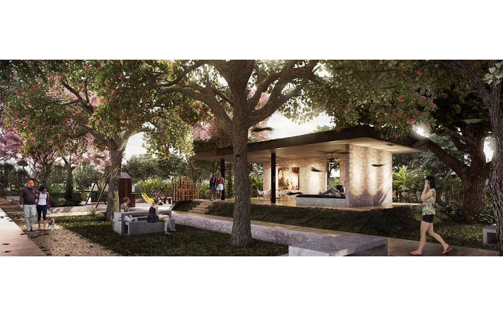 Foto de terreno habitacional en venta en  , conkal, conkal, yucatán, 2642763 No. 14