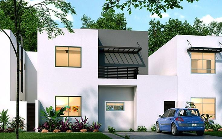 Foto de casa en venta en  , conkal, conkal, yucatán, 3422677 No. 01