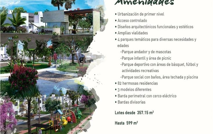 Foto de casa en venta en  , conkal, conkal, yucatán, 3422677 No. 09