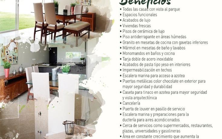 Foto de casa en venta en  , conkal, conkal, yucatán, 3422677 No. 10