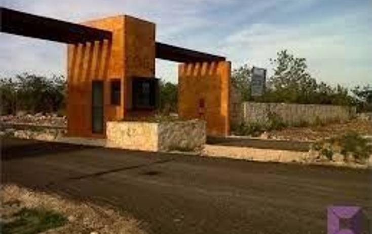 Foto de terreno habitacional en venta en  , conkal, conkal, yucatán, 3426425 No. 01