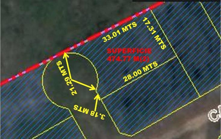 Foto de terreno habitacional en venta en  , conkal, conkal, yucatán, 3426425 No. 02