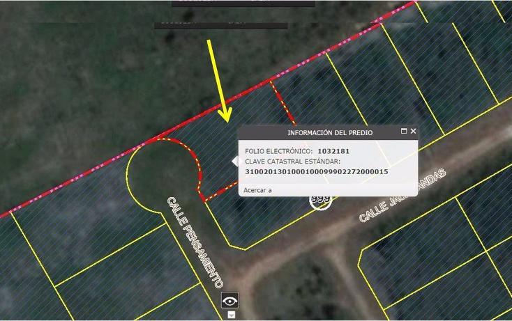 Foto de terreno habitacional en venta en  , conkal, conkal, yucatán, 3426425 No. 03