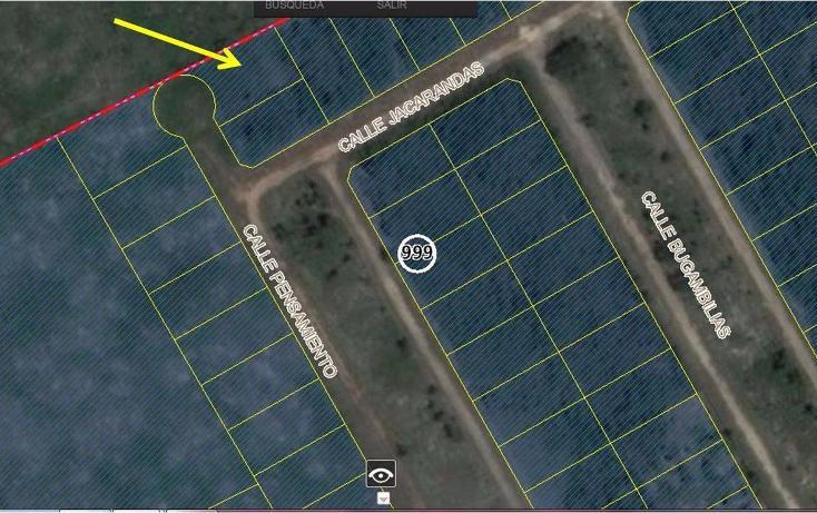 Foto de terreno habitacional en venta en  , conkal, conkal, yucatán, 3426425 No. 04
