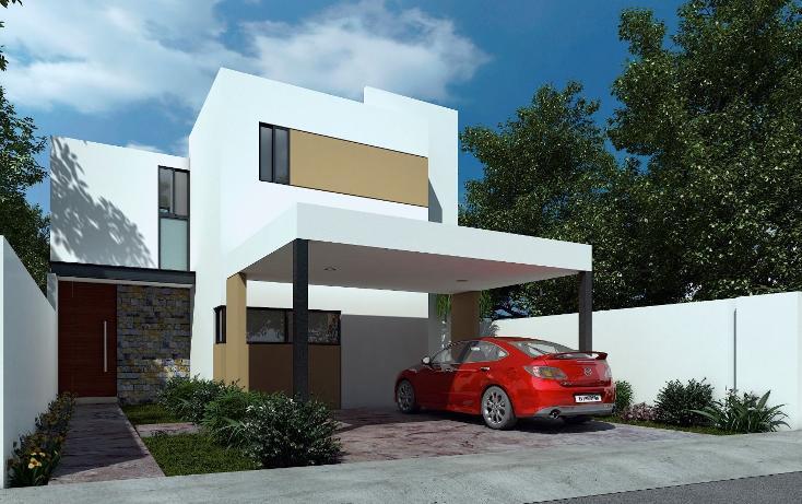Foto de casa en venta en  , conkal, conkal, yucatán, 3427964 No. 01