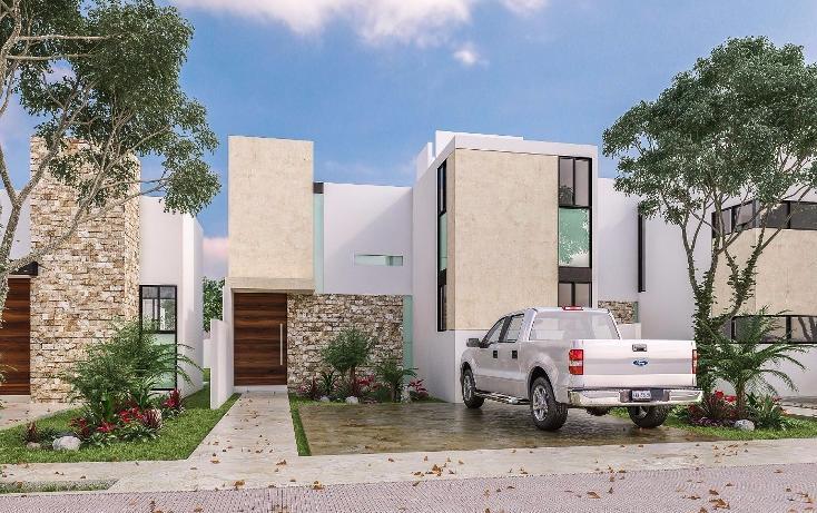 Foto de casa en venta en  , conkal, conkal, yucatán, 3428142 No. 01