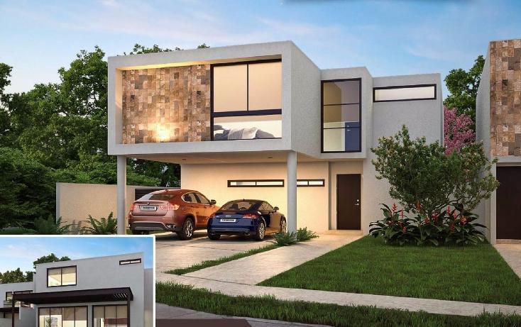 Foto de casa en venta en  , conkal, conkal, yucatán, 3428371 No. 01