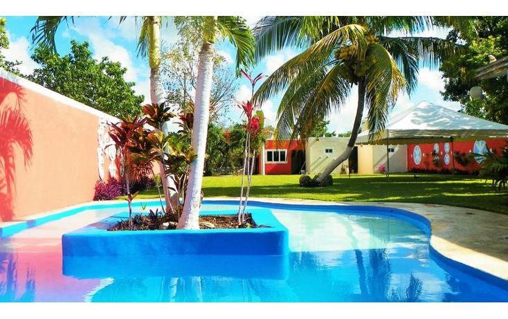 Foto de terreno habitacional en venta en  , conkal, conkal, yucatán, 448045 No. 01