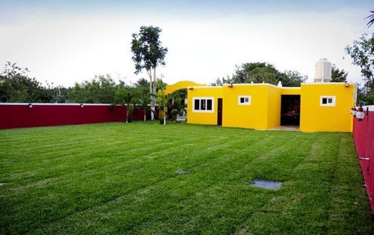 Foto de terreno habitacional en venta en  , conkal, conkal, yucatán, 448045 No. 04