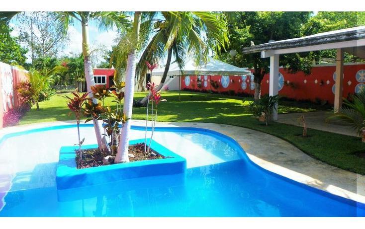 Foto de terreno habitacional en venta en  , conkal, conkal, yucat?n, 448045 No. 09