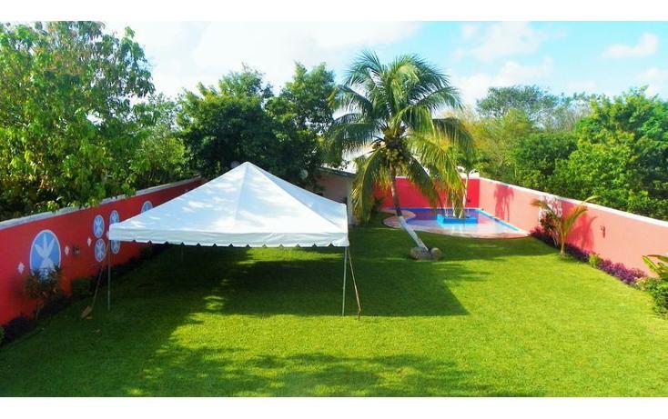 Foto de terreno habitacional en venta en  , conkal, conkal, yucat?n, 448045 No. 10