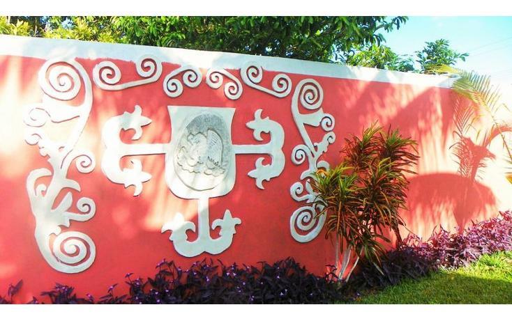 Foto de terreno habitacional en venta en  , conkal, conkal, yucatán, 448045 No. 11