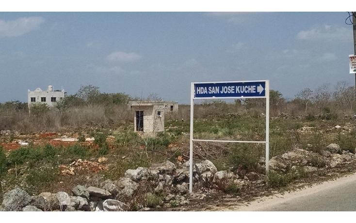 Foto de terreno habitacional en venta en  , conkal, conkal, yucatán, 931365 No. 01