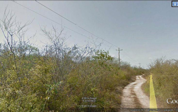 Foto de terreno habitacional en venta en, conkal, conkal, yucatán, 938399 no 02