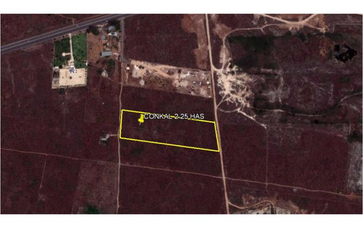 Foto de terreno habitacional en venta en, conkal, conkal, yucatán, 938399 no 04