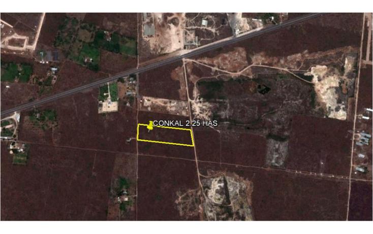 Foto de terreno habitacional en venta en, conkal, conkal, yucatán, 938399 no 06
