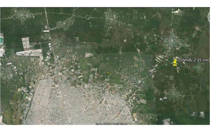 Foto de terreno habitacional en venta en, conkal, conkal, yucatán, 938399 no 08