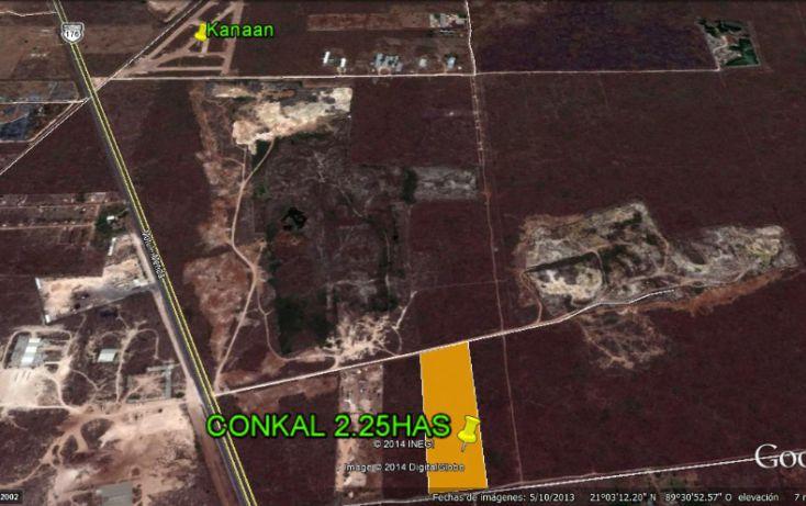 Foto de terreno habitacional en venta en, conkal, conkal, yucatán, 938399 no 09