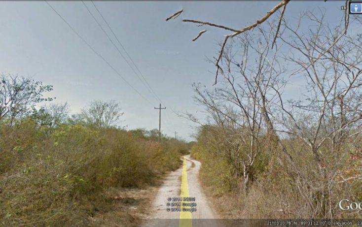 Foto de terreno habitacional en venta en, conkal, conkal, yucatán, 938399 no 10