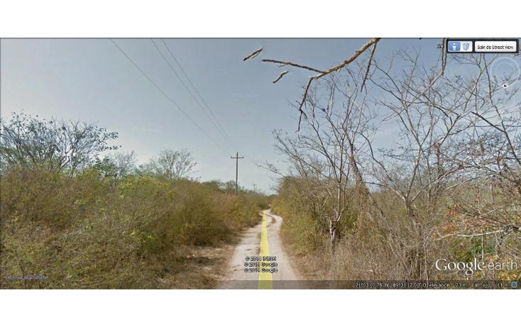 Foto de terreno habitacional en venta en  , conkal, conkal, yucat?n, 938399 No. 10