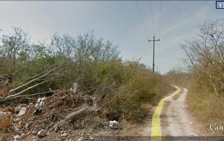 Foto de terreno habitacional en venta en, conkal, conkal, yucatán, 938399 no 11