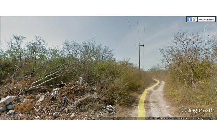 Foto de terreno habitacional en venta en  , conkal, conkal, yucat?n, 938399 No. 11