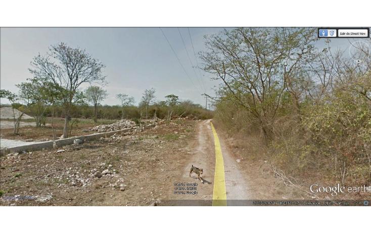 Foto de terreno habitacional en venta en  , conkal, conkal, yucat?n, 938399 No. 12