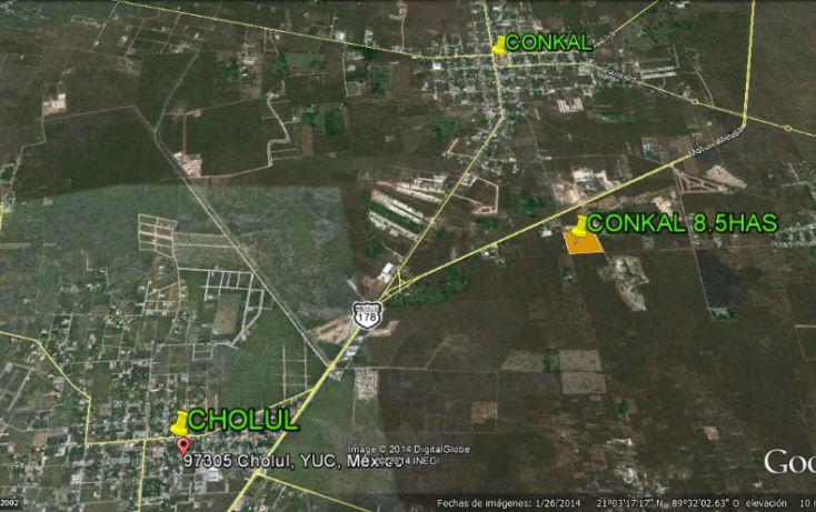 Foto de terreno habitacional en venta en, conkal, conkal, yucatán, 938399 no 13
