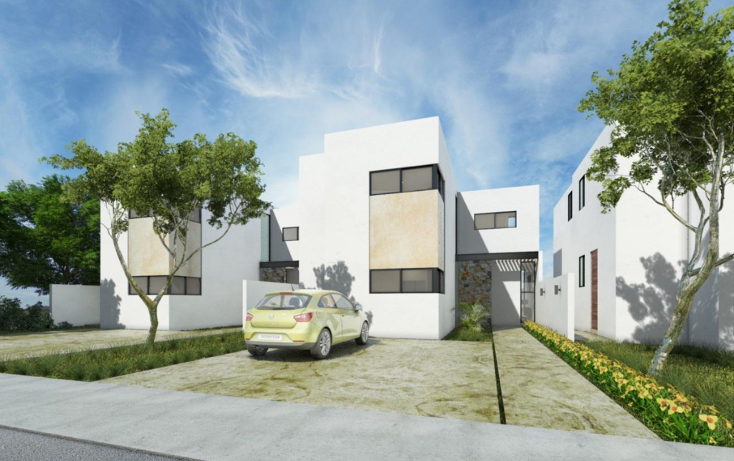 Foto de casa en venta en  , conkal, conkal, yucatán, 943395 No. 01