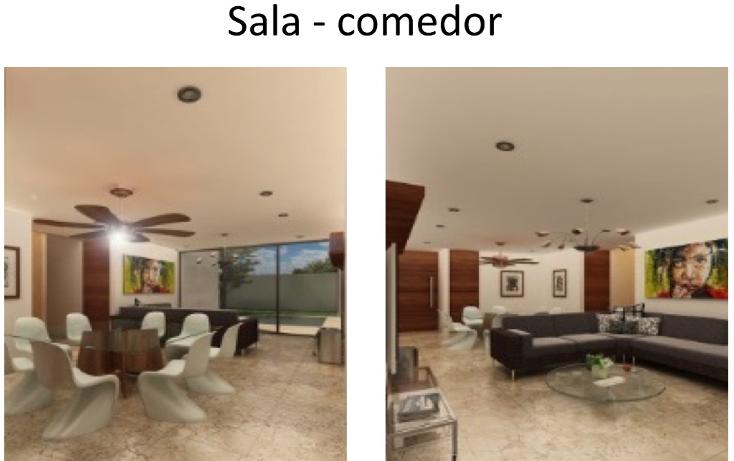 Foto de casa en venta en  , conkal, conkal, yucatán, 946467 No. 04