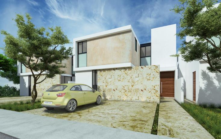 Foto de casa en venta en  , conkal, conkal, yucatán, 946645 No. 01