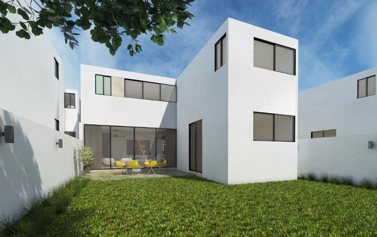 Foto de casa en venta en  , conkal, conkal, yucatán, 946645 No. 03